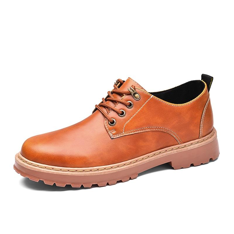 Brand Men Dress Shoes Fashion Comfortable Business Shoes Men Formal Shoes Lace-Up Male Wedding Shoes Black цена 2017