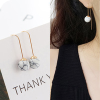 New arrival women lovely drop earrings fashion designer women dangle earrings cute gift for Christmas bijoux