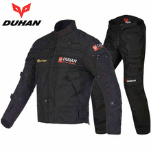 Duhan motocross racing clothing ody Armor Protective Moto Jacket Motocross Off-Road Dirt Bike Riding Jaqueta Clothing