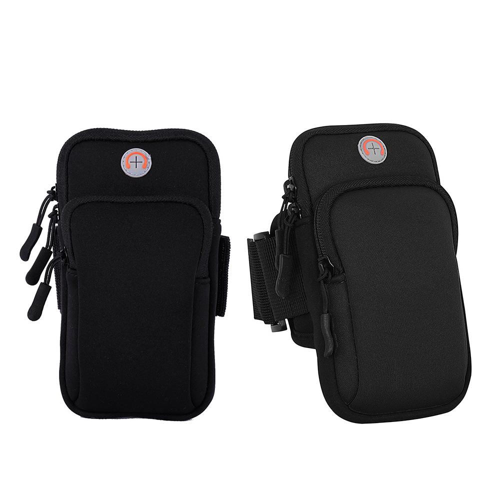 2018 Running Sport Bags Men Women Mobile Phone Arms Package Sport Equipment Jogging Run Bag Accessories Outdoor Climbing Arm Bag 17