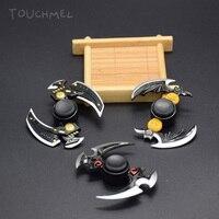 TOUCHMEL New Anti Stress Wheel Fidget Toy EDC Hand Spinner