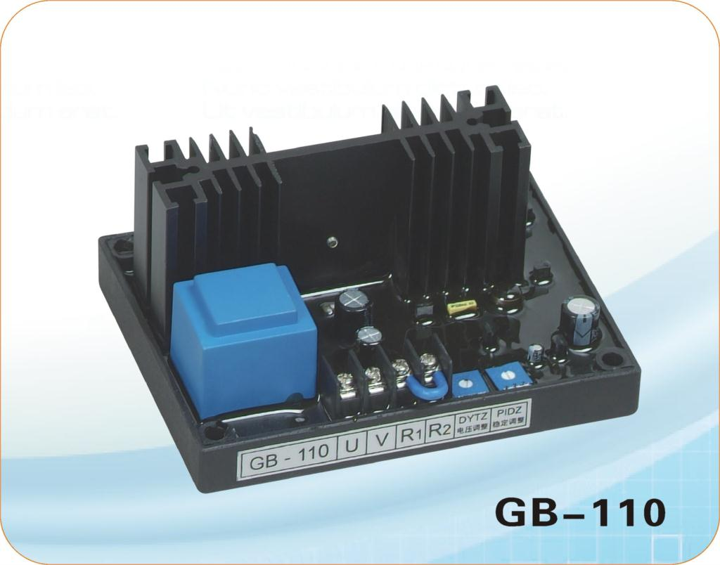 Supply each other excited generator regulator, GB-110