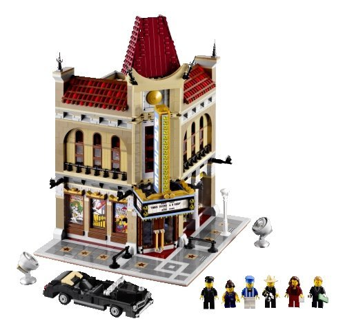 Lepin 15006 2354pcs Palace Cinema Model Building Blocks set Bricks Toys Compatible with 10232 2016 new lepin 15006 2354pcs creator palace cinema model building blocks set bricks toys compatible 10232 brickgift