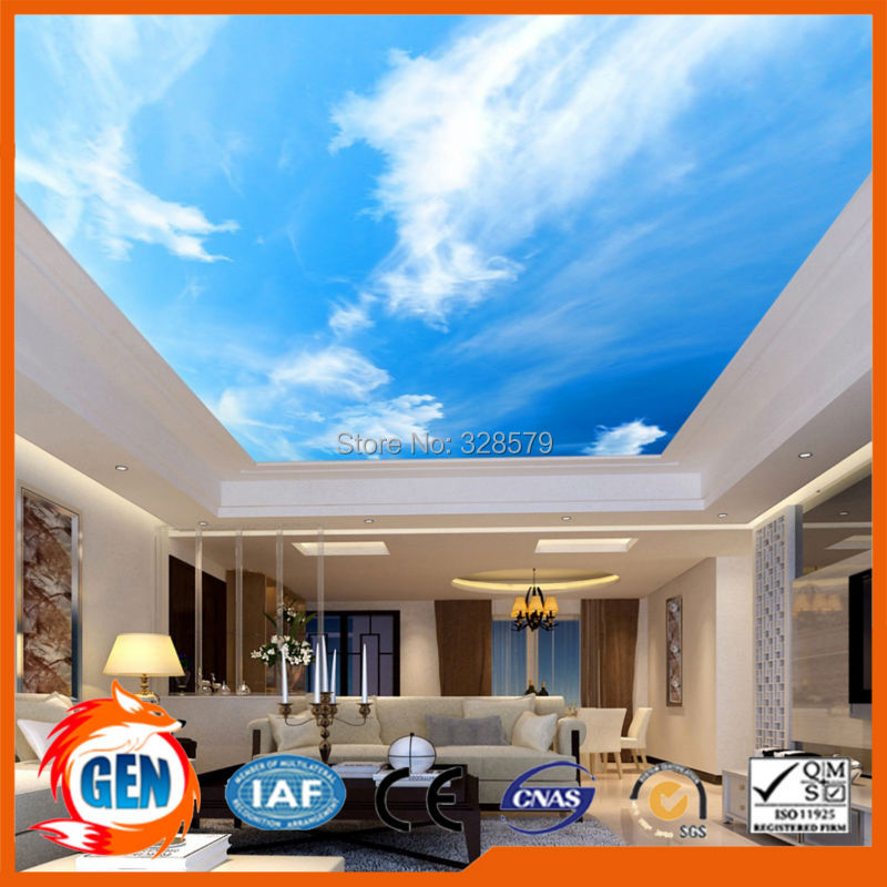 decorative stretch ceiling film PVC stretch ceiling false ceiling material ceiling price from China lowest price pvc stretch ceiling film