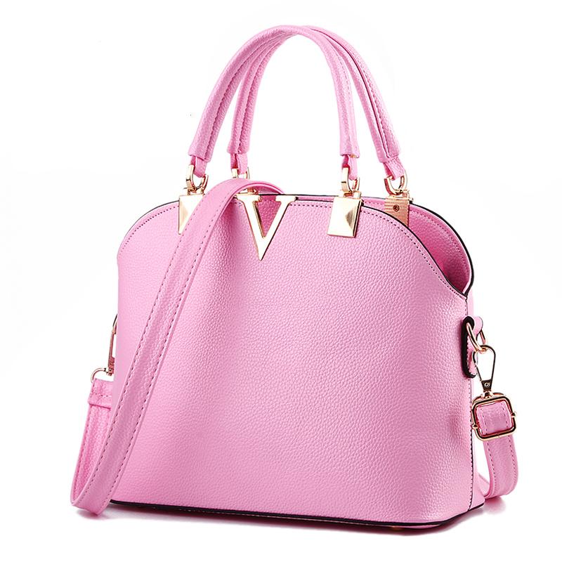 2015 New Female Bags Fashion Handbags Brand Design V Word Portable ...