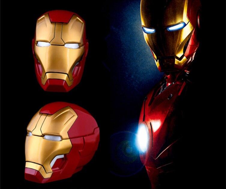 Ashtray-Figure-Collection Model-Toy The Avengers Iron Man Kids Super-Hero Gift Temila