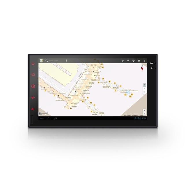 4 ядра Android 8,1 2 din стерео аудио радио головное устройство gps навигации для Nissan Qashqai Kia Ceed Honda Civic suzuki swift