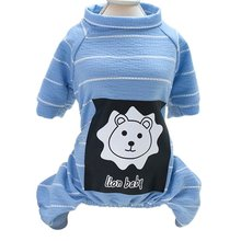 panDaDa Overalls For Dogs Sweat Suit Tracksuit For Dogs Clothes Sports Suits Dog Clothes Jumpsuits(China)