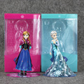 New Arrival Princess Toys Elsa Anna Jasmine PVC Figures Toys Dolls for Girls Gifts 14cm
