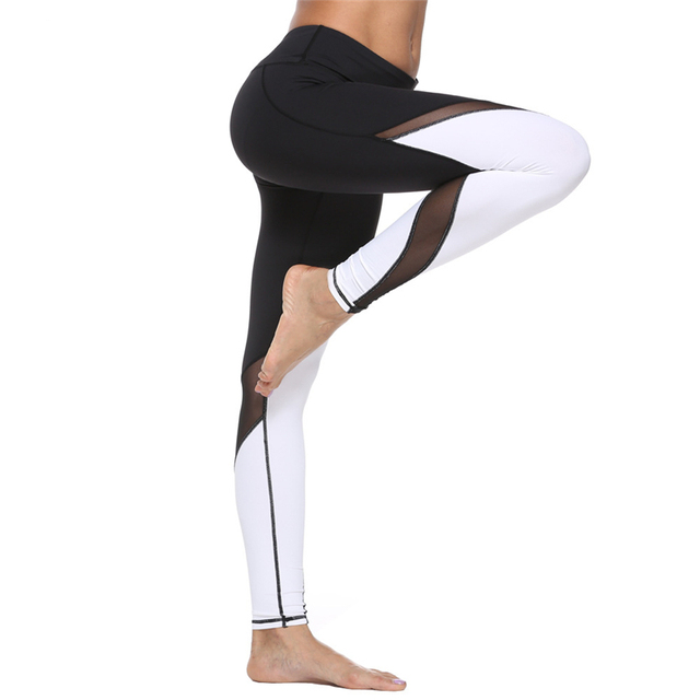 Women Quick Dry High Stretch Gym Yoga Pants