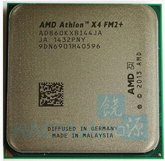 AMD Athlon X4 860K X4 860 X4-860K 3.7 GHz 95W Duad-Core CPU Processor AD860KXBI44JA Socket FM2+ цена и фото