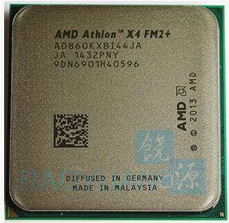 AMD Athlon X4 860 k X4 860 X4-860K 3.7 ghz 95 w Duad-Core CPU Processeur AD860KXBI44JA Prise FM2 +