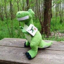 Toy Story 3 Juguetes venta suave felpa muñeca 40 cm 15.7   el verde Rex  dinosaurio peluche regalo juguete de niño bf0ad5a6d42