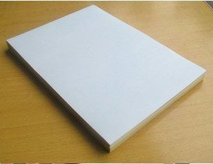(Min order$10) free shippint  self adhesive paper used for inkjet printer printed label and photo paper