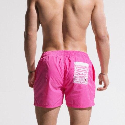 DESMIIT Beach   Board     Shorts   Men Swim   Shorts   Swimwear Waterproof Boardshorts Mens Swimming Trunks Surf   Short   Sea Pool Bath Suit