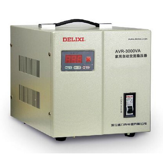New Delixi voltage stabilizer AVR 3000W 3KW automatic household AC ...