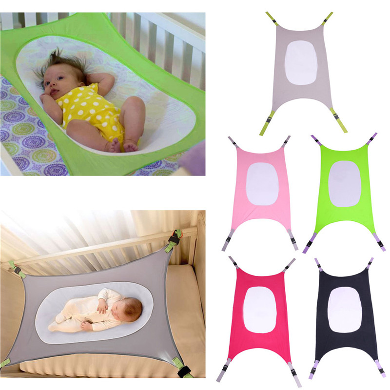 Folding Baby Crib Infant Portable Beds Folding Cot Bed Travel Playpen Hanging Swing Hammock Crib Baby Hammock Bed Photography