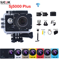 "100% Original SJCAM SJ5000 Plus WiFi 1.54"" Diving 30M Waterproof Outdoor Sports Action Mini Camera Sj 5000 plus Cam DVR"