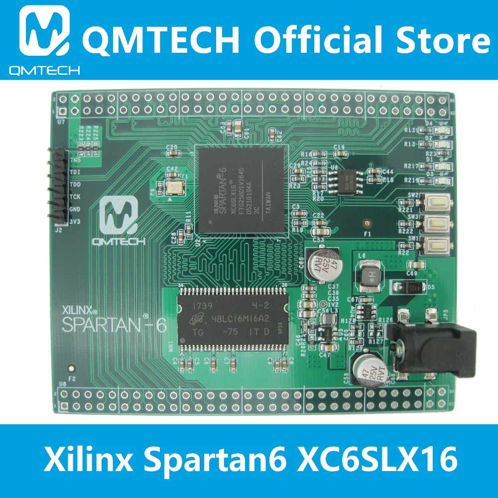 QMTECH Xilinx FPGA Spartan6 Spartan-6 Core Board XC6SLX16 32MB SDRAM