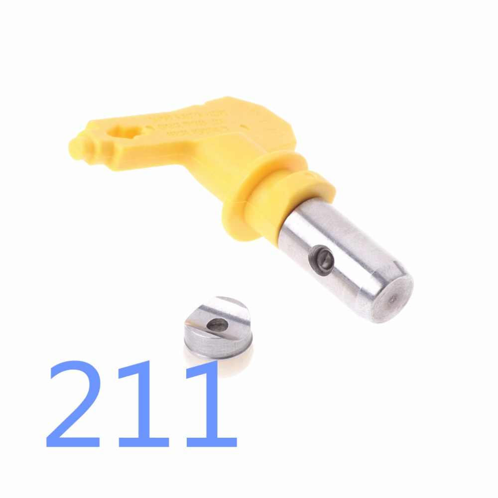 2/3/4/5Series Airless Spray Tip Nozzle for Titan Wagner Graco Paint Sprayer211/311/315/411/415/515/517/519