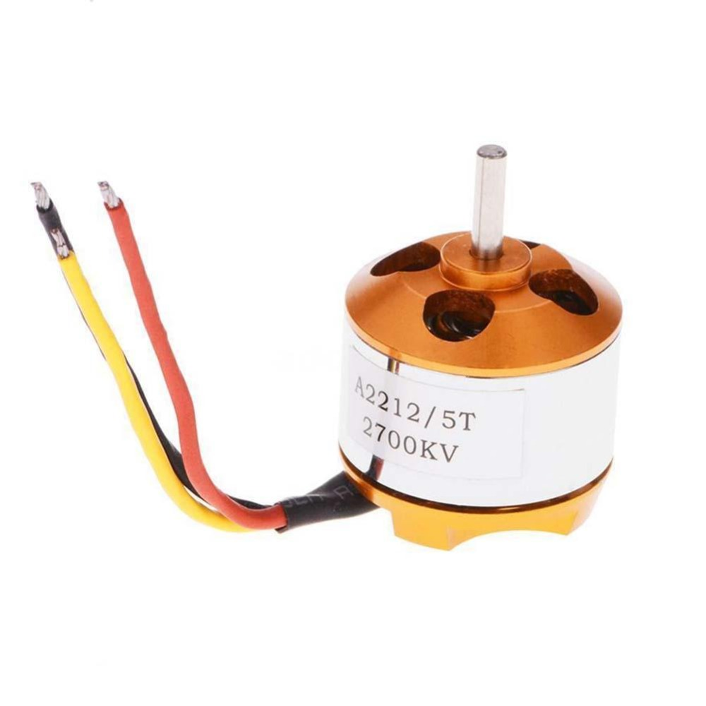 1x A2212 2700Kv Brushless Outrunner Motor For Airplane Aircraft Quadcopter RC brushless motors rc hobby store STA  цены