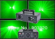 Cheap Price for 100MW Green Double Head Green Laser Light Laser Show System Disco Laser Light