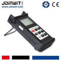 JW3308 Ручной Волоконно оптический обратные потери тестер FC/APC с IL RL OPM МНК функция