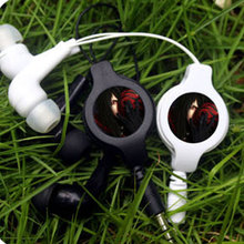 Naruto Portable Stereo Earphone For Phone PC