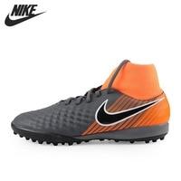 Оригинальный Новое поступление 2018 Nike Dynamic Fit (IC) indoor Для Мужчин's Обувь для футбола Ботинки футбола Спортивная обувь