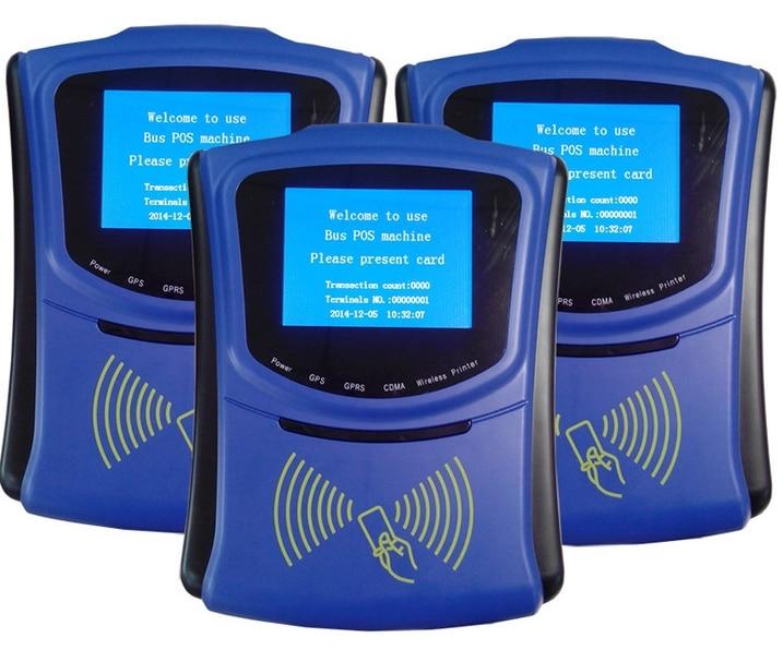 Parking Lot Management System RFID Card Reader Mobile Nfc Ic Card Reader Parking Lot Management POS Terminal