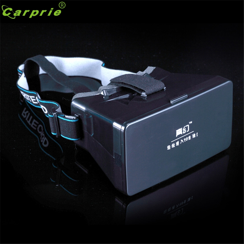 Superior Quality 3D Video Glasses Universal Virtual Reality for 3.5 to 5.6Inch For Google Feb21