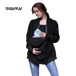 Makkrom high quality parenting child 2017 autumn and winter three features mother kangaroo hoodie women pullovers.jpg 250x250