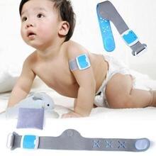 Bluetooth 4.0 удаленный детей носимых электронный термометр smart тело младенца Температура мониторинга дома престарелых медицинские