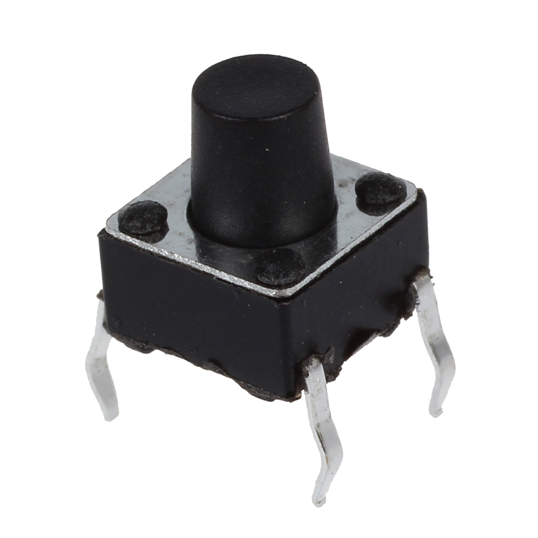 100pcs Tactile Push Button Switch Momentary Tact 6x6x7mm Dip Through-hole 4pin Lighting Accessories Lights & Lighting