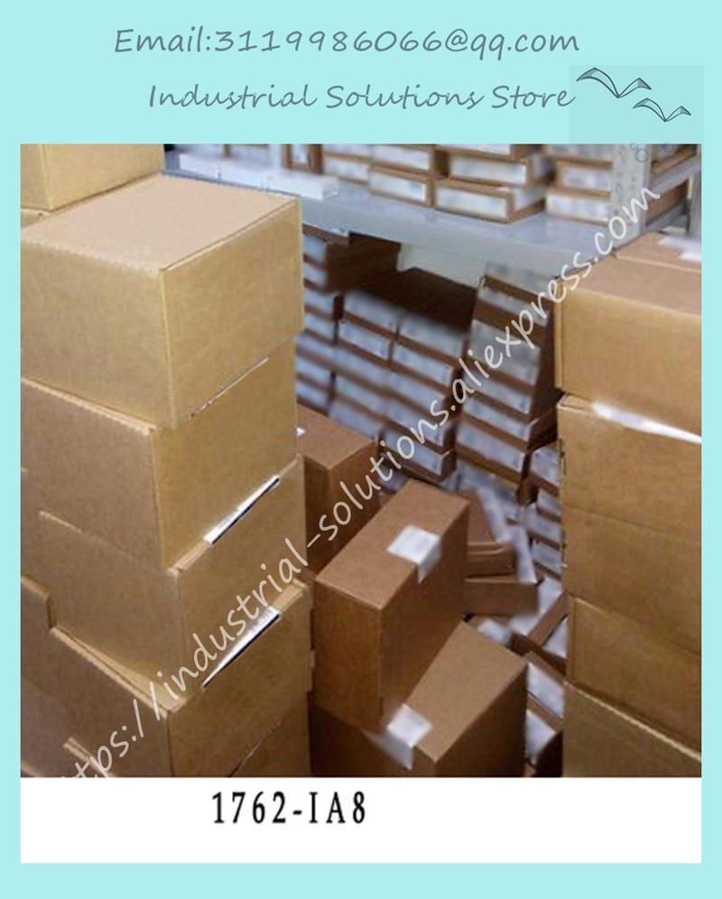 NEW 1762-IA8 1762-1A8 1762IA8 industrial control PLC module new 2080 tc2 industrial control plc module