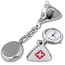 YCYS Clip Nurse Doctor e Pendant Pocket Quartz font b Watch b font