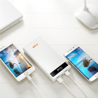 Portable Teclast T200CE 20000mAh Power Bank 5V 2 1A 4 Output USB External Battery Charger Backup