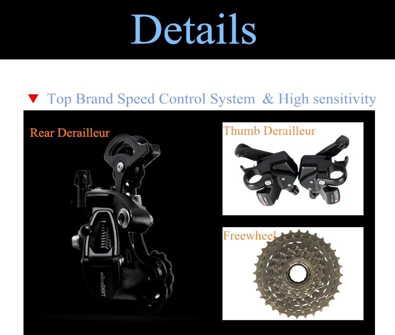 "HTB1gEX6bu38SeJjSZFPq6A vFXa0 - XT750D 27 Velocity 500W Tremendous Energy Excessive High quality 26"" Foldable Electrical Bicycle, 36V/48V Hidden Lithium Battery Mountain Bike MTB"