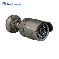 Techage 720P 960P 1080P HD 48V POE IP Camera Outdoor Waterproof IR Night Vision 2MP P2P ONVIF Security Surveillance CCTV Camera