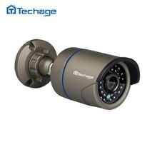 Techage 720 P 960 P 1080 P HD видеонаблюдение POE IP Камера ИК ночного открытый IP66 Водонепроницаемый 2MP P2P безопасность Onvif CCTV Камера