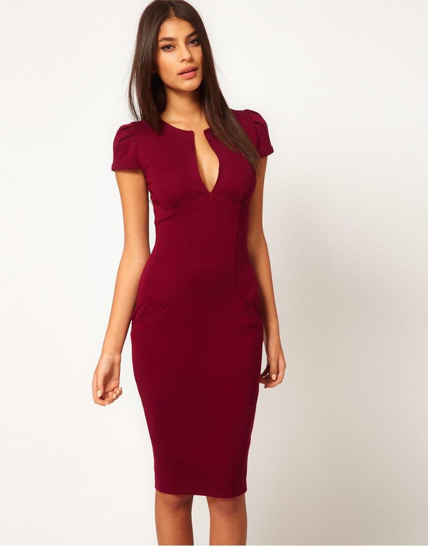 セクシーな上品なドレス
