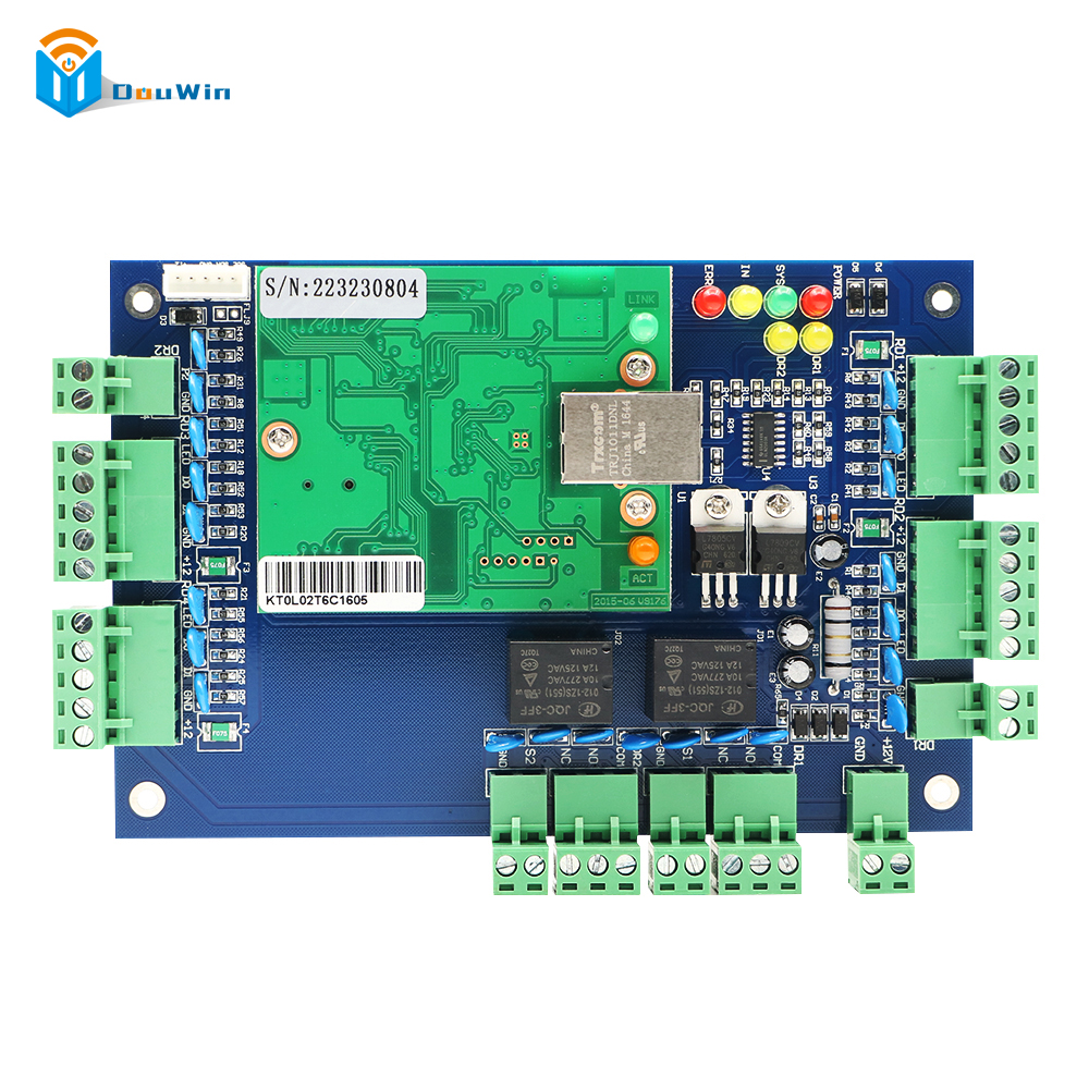 Access Controller 102 board RFID With romote function access control locks Security System массажер нозоми мн 102