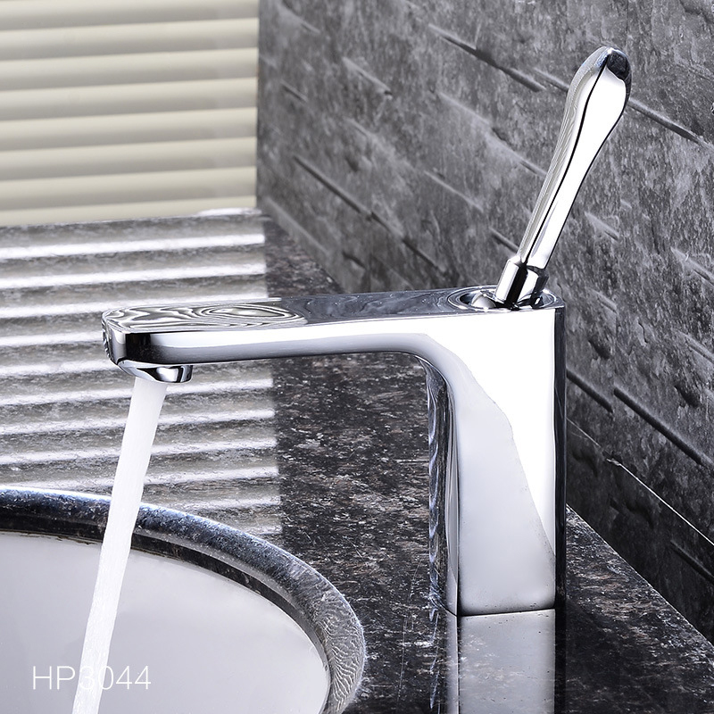 High Quality Single Handle Hot Cold Water Faucet Chrome Brass Basin Faucet Bathroom Water Tap Mixer xoxo modern bathroom products chrome finished hot and cold water basin faucet mixer single handle water tap 83007