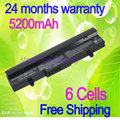 JIGU Laptop battery for ASUS AL31-1005 AL32-1005 ML32-1005 PL32-1005 Eee PC 1001 1005 1005H 1005HA 1101HA 1005PX, Free Shiping