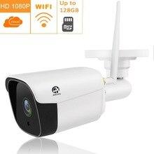 JOOAN Wireless ip cam Security Camera HD 1080P Bullet outdoor IP66 Waterproof 50ft Night Vision Home Video Surveillance