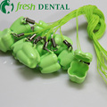 Dental 2500 PCS Dental Milk Tooth Box Deciduous boxes save kids from small teeth with a rope can be hung on the neck DB13