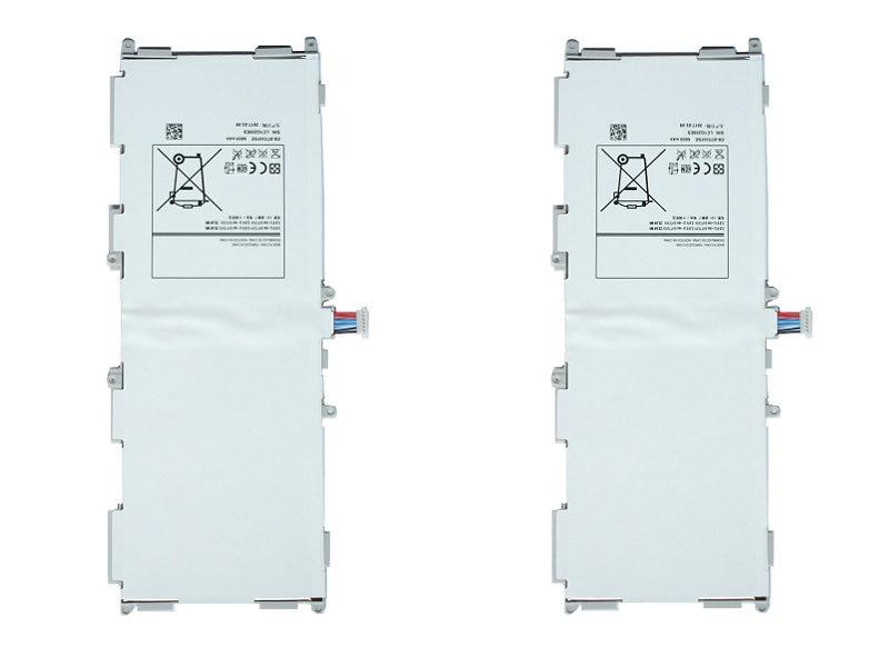 imágenes para 2 unids/lote 6800 mAh EB-BT530FBC/EB-BT530FBE Batería de Repuesto Para Samsung Galaxy Tab 4 P5220 10.1 T530 T531 T535 SM-T530NU