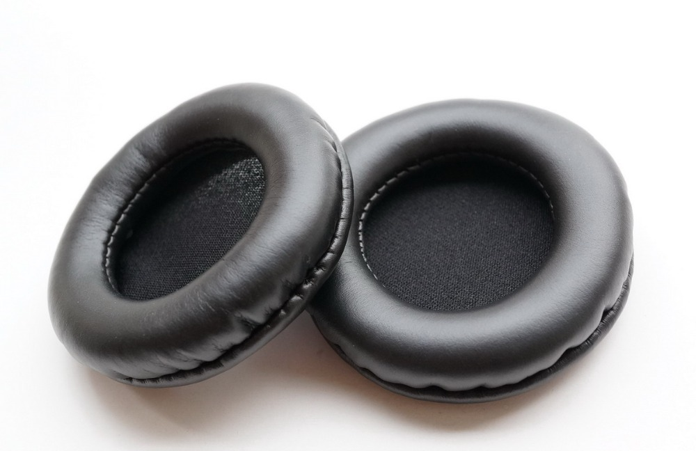 "1 Pair 65mm Cushion ear pads earpads earmuffes headphone cover for headset 2.5""  headphones/ headset  ear buds"
