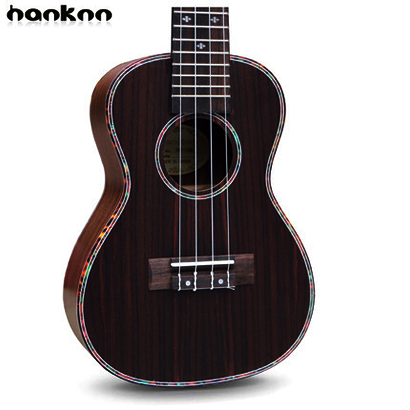 23 Concert Ukulele Musical Instruments Rosewood mini hawaii handcraft entertainment Guitarra Ukelele Acoustic guitar Free Ship concert acoustic electric ukulele 23 inch high quality guitar 4 strings ukelele guitarra handcraft wood zebra plug in uke tuner
