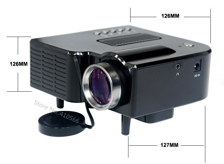 GM40 Projector 23